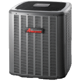 Air to air heat pump