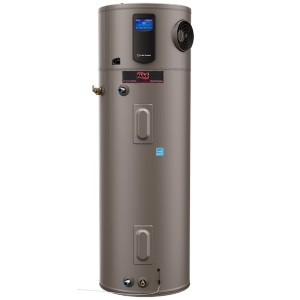 Ruud heat pump water heater