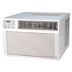 Window heat pump