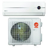 Mini split heat pump (ductless)